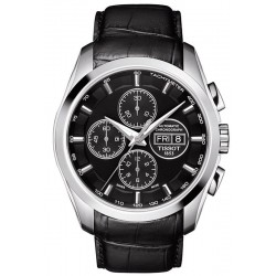 Tissot Men's Watch Couturier Automatic Chronograph T0356141605102