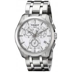 Tissot Men's Watch T-Classic Couturier Chronograph T0356171103100