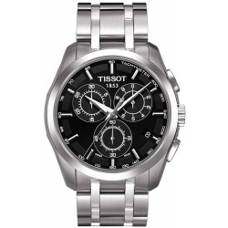 Tissot Men's Watch T-Classic Couturier Chronograph T0356171105100