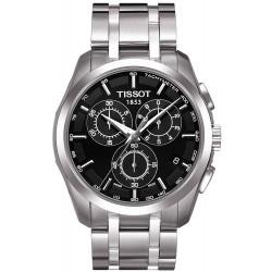 Tissot Men's Watch T-Classic Couturier Chronograph T0356171105100