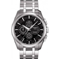 Tissot Men's Watch Couturier Automatic Chronograph T0356271105100