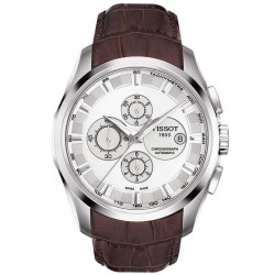 Tissot Men's Watch Couturier Automatic Chronograph T0356271603100