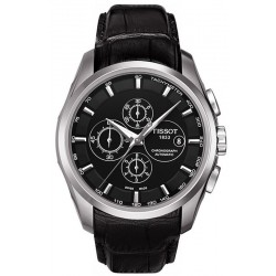 Tissot Men's Watch Couturier Automatic Chronograph T0356271605100