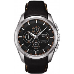 Tissot Men's Watch Couturier Automatic Chronograph T0356271605101