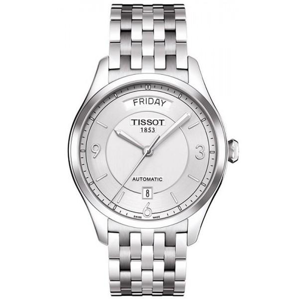 Buy Tissot Men's Watch T-Classic T-One Automatic T0384301103700