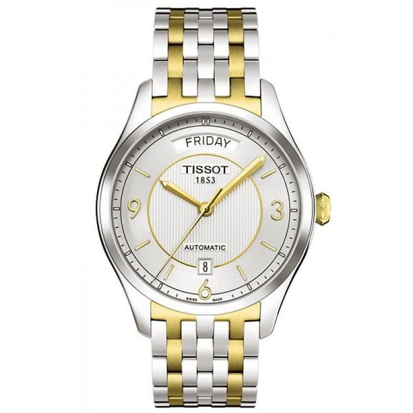 Buy Tissot Men's Watch T-Classic T-One Automatic T0384302203700