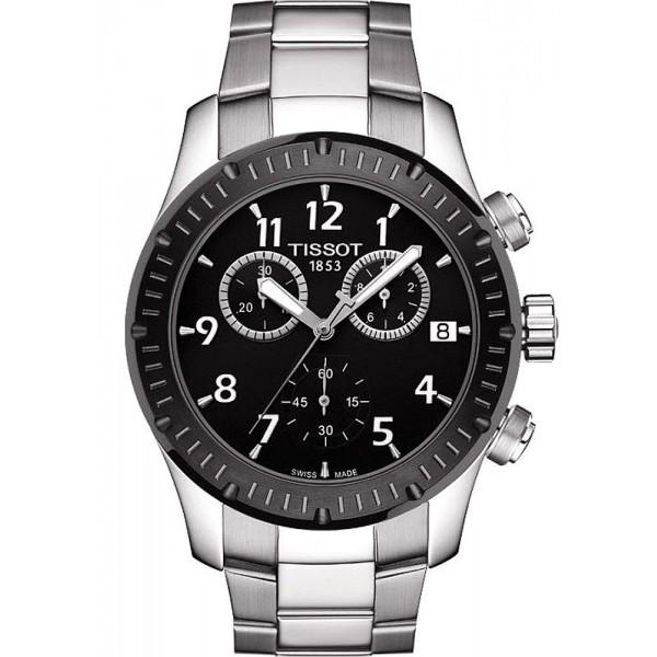 Buy Tissot Men's Watch T-Sport V8 Quartz Chronograph T0394172105700