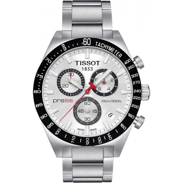Buy Tissot Men's Watch T-Sport PRS 516 Quartz Chronograph T0444172103100