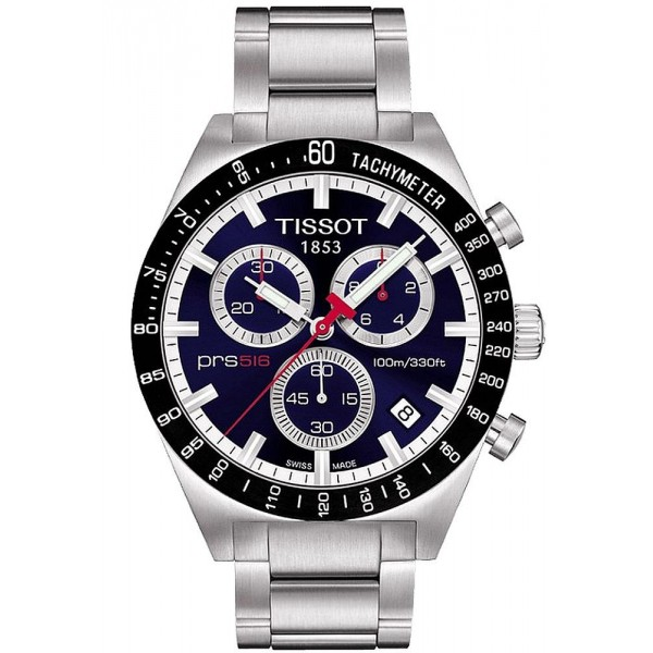 Buy Tissot Men's Watch T-Sport PRS 516 Quartz Chronograph T0444172104100