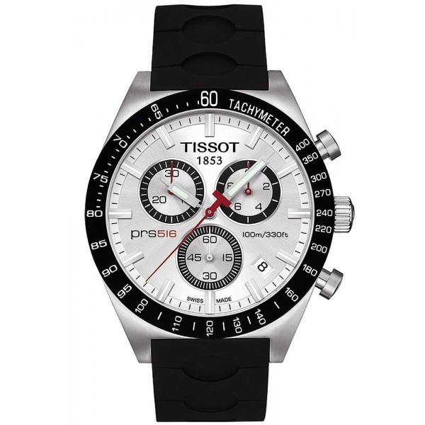 Buy Tissot Men's Watch T-Sport PRS 516 Quartz Chronograph T0444172703100