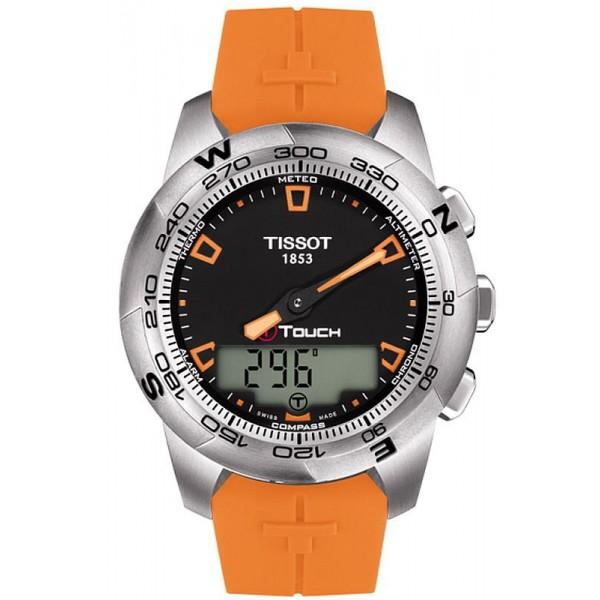 Buy Tissot Men's Watch T-Touch II T0474201705101