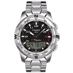 Tissot Men's Watch T-Touch II Titanium T0474204420700