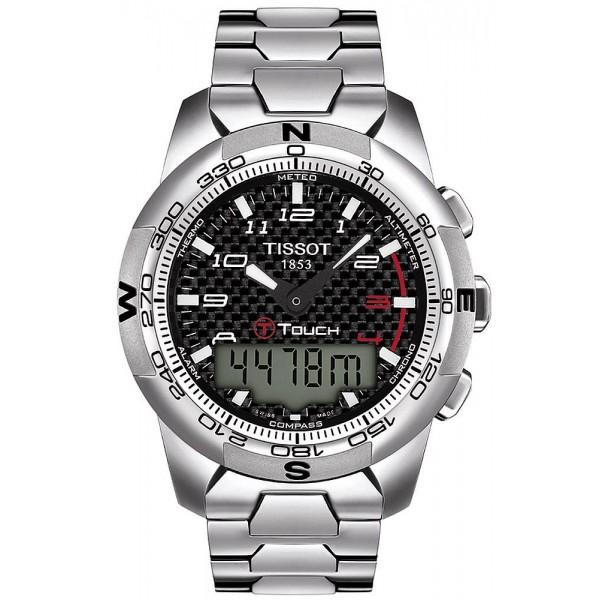 Buy Tissot Men's Watch T-Touch II Titanium T0474204420700