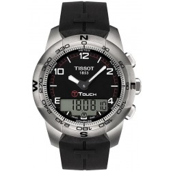 Tissot Men's Watch T-Touch II Titanium T0474204705700
