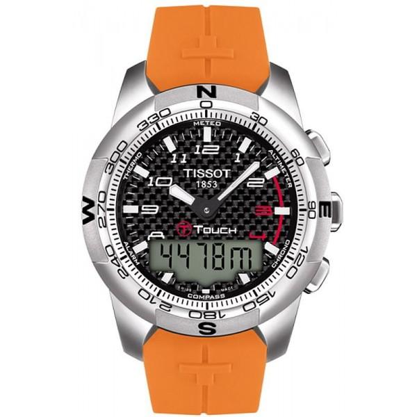 Buy Tissot Men's Watch T-Touch II Titanium T0474204720701