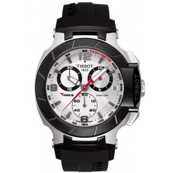 Tissot Men's Watch T-Sport T-Race Chronograph T0484172703700