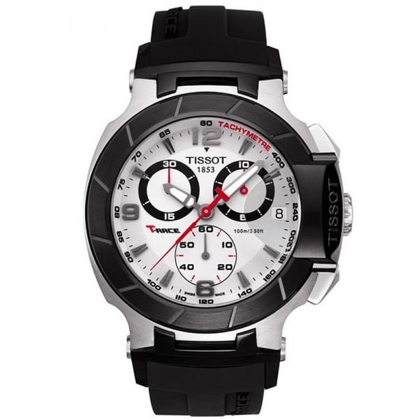 Buy Tissot Men's Watch T-Sport T-Race Chronograph T0484172703700