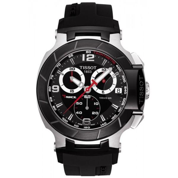 Buy Tissot Men's Watch T-Sport T-Race Chronograph T0484172705700