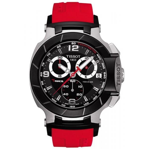 Buy Tissot Men's Watch T-Sport T-Race Chronograph T0484172705701
