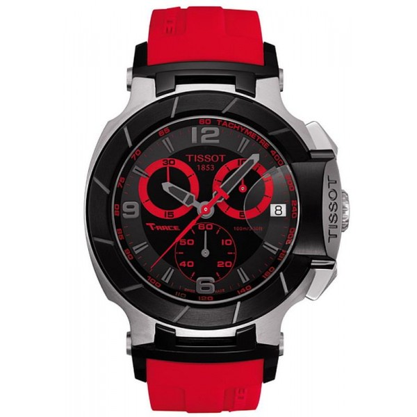 Buy Tissot Men's Watch T-Sport T-Race Chronograph T0484172705702