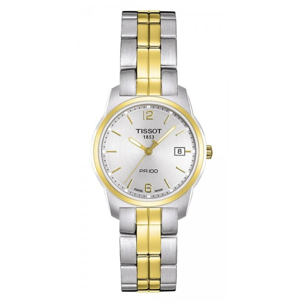 Buy Tissot Women's Watch T-Classic PR 100 Quartz T0492102203700