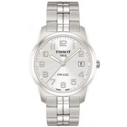 Tissot Men's Watch T-Classic PRC 100 Quartz T0494101103201