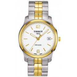 Tissot Men's Watch T-Classic PR 100 Quartz T0494102201700