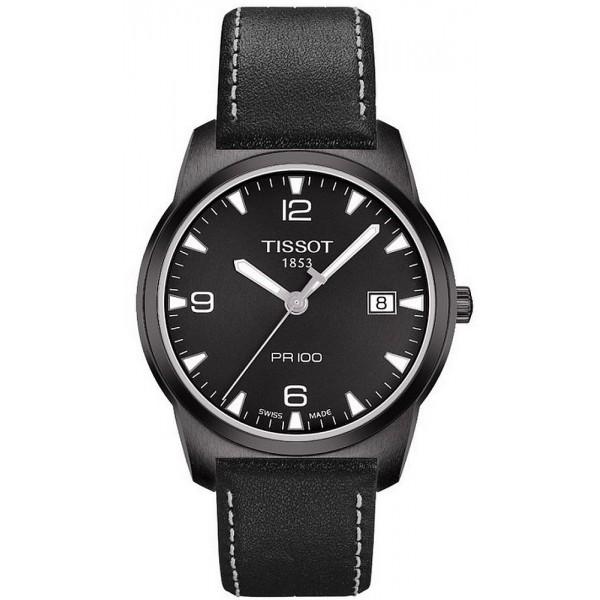 Buy Tissot Men's Watch T-Classic PR 100 Quartz T0494103605700