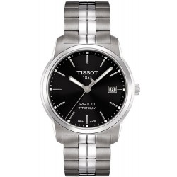 Tissot Men's Watch T-Classic PR 100 Quartz Titanium T0494104405100