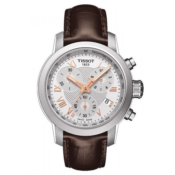 Buy Tissot Women's Watch T-Sport PRC 200 Chronograph T0552171603302