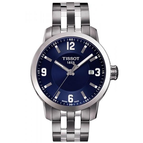 Buy Tissot Men's Watch T-Sport PRC 200 Quartz T0554101104700