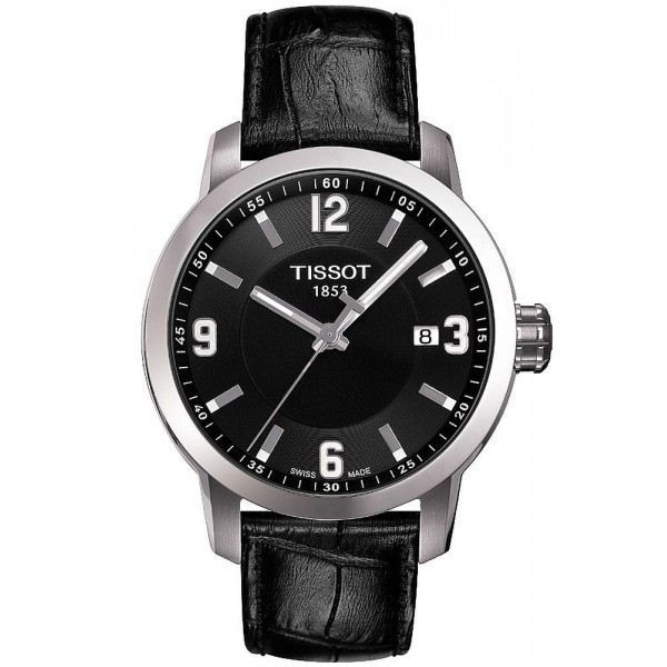 Buy Tissot Men's Watch T-Sport PRC 200 Quartz T0554101605700