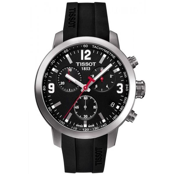Buy Tissot Men's Watch T-Sport PRC 200 Chronograph T0554171705700