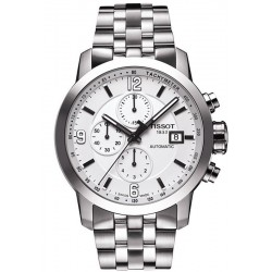 Tissot Men's Watch PRC 200 Automatic Chronograph T0554271101700