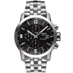 Tissot Men's Watch PRC 200 Automatic Chronograph T0554271105700