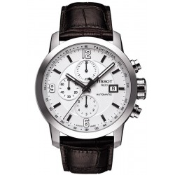 Tissot Men's Watch PRC 200 Automatic Chronograph T0554271601700