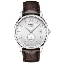 Tissot Men's Watch Tradition Automatic Small Second T0634281603800