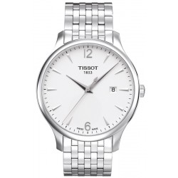 Tissot Men's Watch T-Classic Tradition Quartz T0636101103700