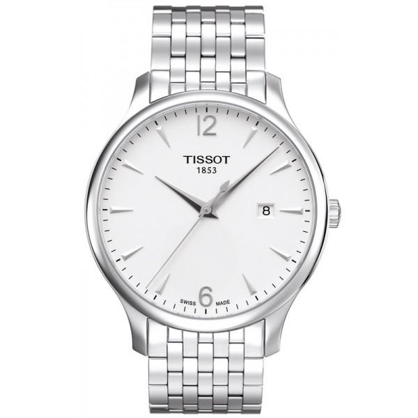 Buy Tissot Men's Watch T-Classic Tradition Quartz T0636101103700