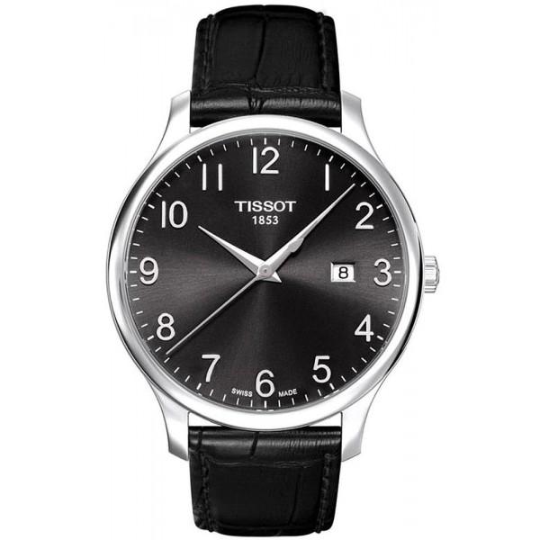 Buy Tissot Men's Watch T-Classic Tradition Quartz T0636101605200