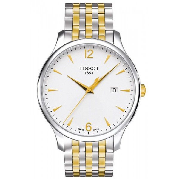 Buy Tissot Men's Watch T-Classic Tradition Quartz T0636102203700