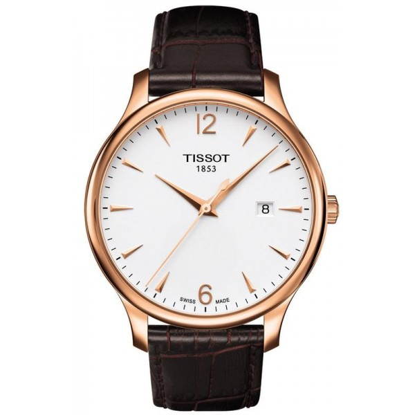Buy Tissot Men's Watch T-Classic Tradition Quartz T0636103603700