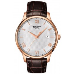 Tissot Men's Watch T-Classic Tradition Quartz T0636103603800