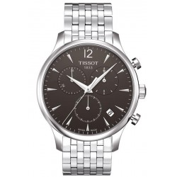 Tissot Men's Watch T-Classic Tradition Chronograph T0636171106700