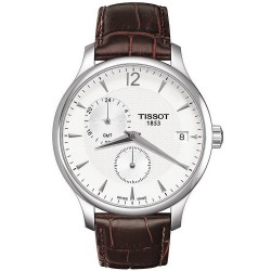 Tissot Men's Watch T-Classic Tradition GMT Quartz T0636391603700