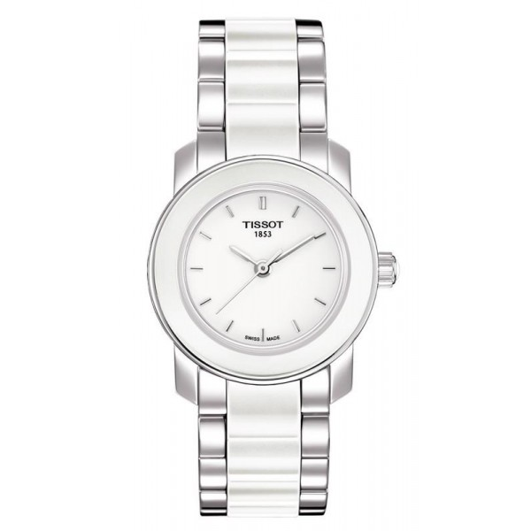 Buy Tissot Women's Watch T-Lady Cera T0642102201100 Quartz