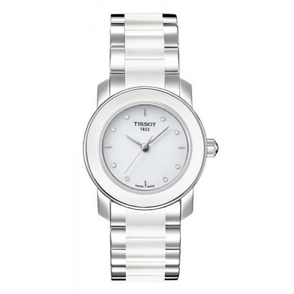 Buy Tissot Women's Watch T-Lady Cera T0642102201600 Quartz