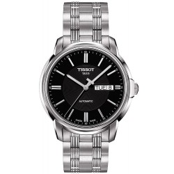 Tissot Men's Watch T-Classic Automatics III T0654301105100