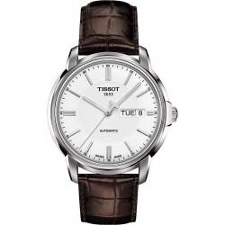 Tissot Men's Watch T-Classic Automatics III T0654301603100