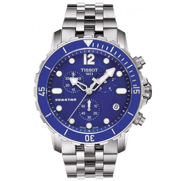 Buy Tissot Men's Watch Seastar 1000 Chronograph T0664171104700